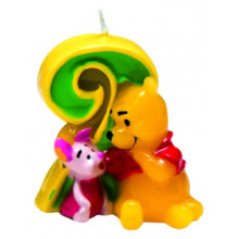 Candle Winnie the Pooh-2