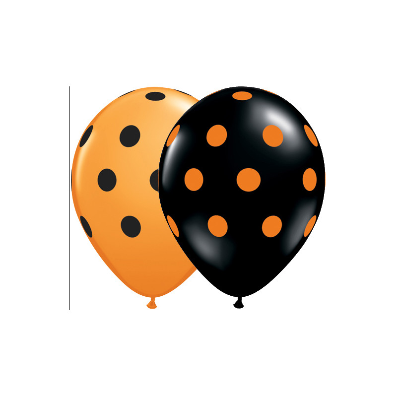 Balon Big polka dots