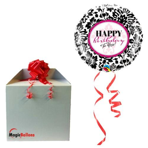 Birthday Wishes Butterflies napihnjen