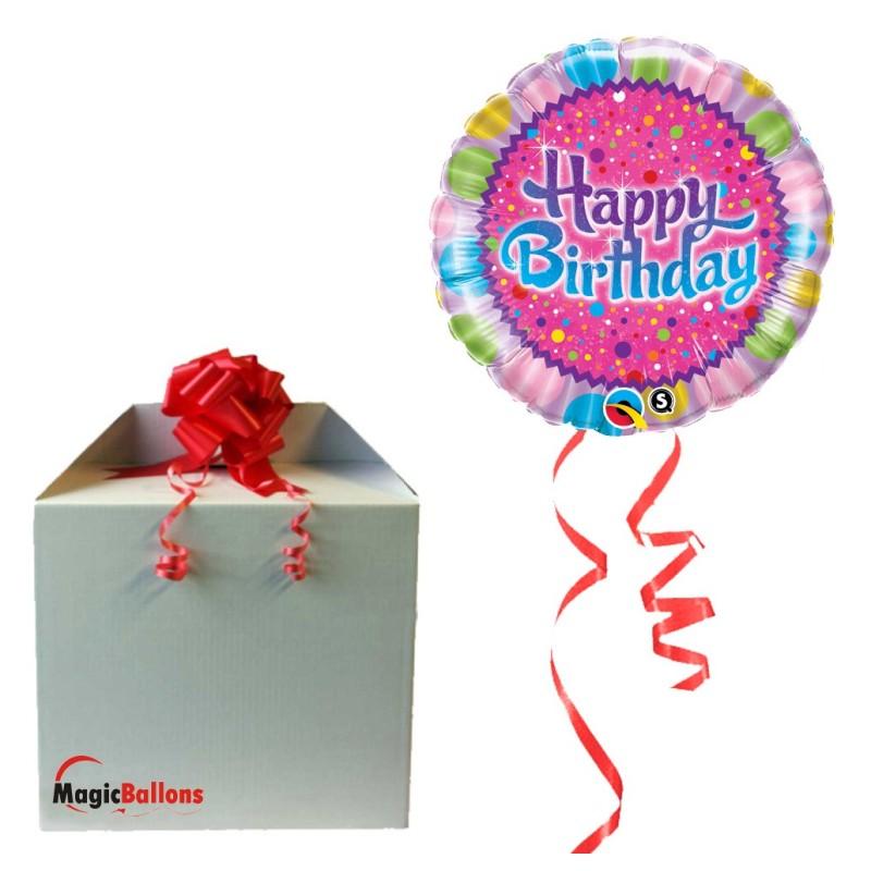 Balloon  Birthday Jungle Friends