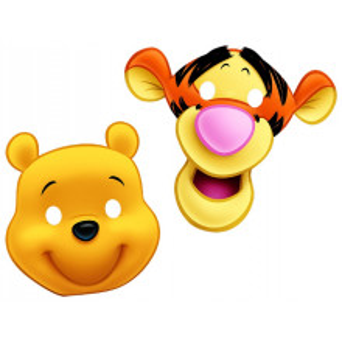 Winnie the Pooh- klobučki