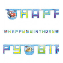 Cars - Happy Birthday Partykette