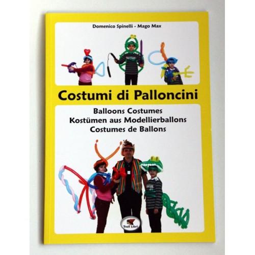 Book - Palloncini costumi