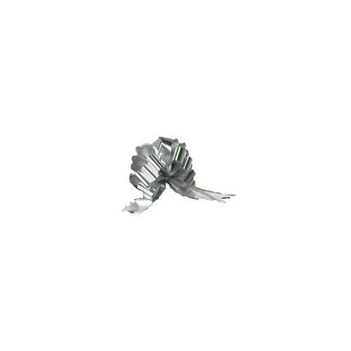 srebrne mašne 5cm
