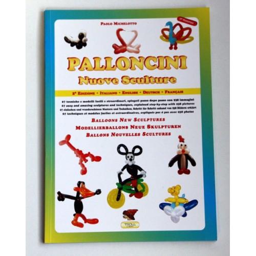Knjiga - Palloncini Nuove Sculture