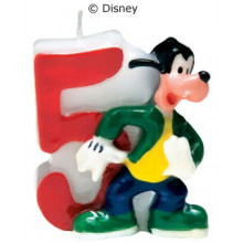 Candle Mickey Mouse 6