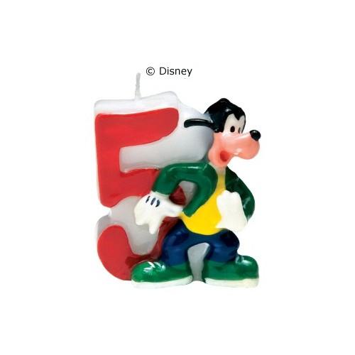 Svečka Mickey Mouse-6