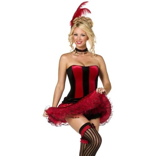 Can-can ženski kostum