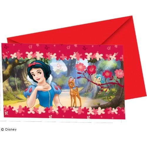 Snow White napkins
