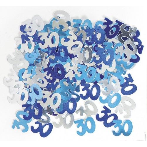 Konfetki - 21  blue