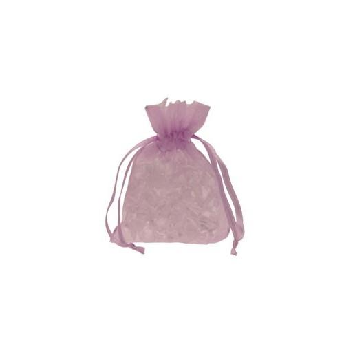 organza vrečke svetlo lila
