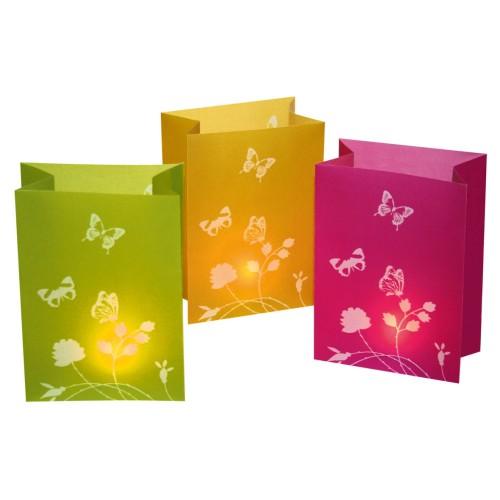 Light bags-butterfly