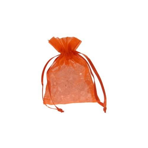 organza vrečke zelene