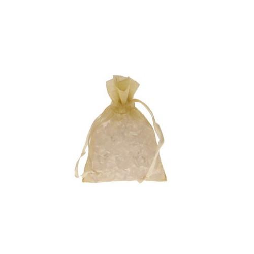 Organza vrečke- Ivory