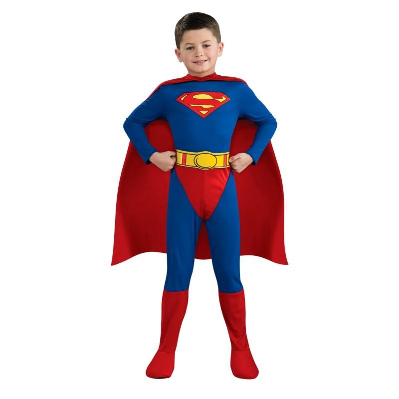 Magicballons Karneval Fasching Kinder Kostum Superman