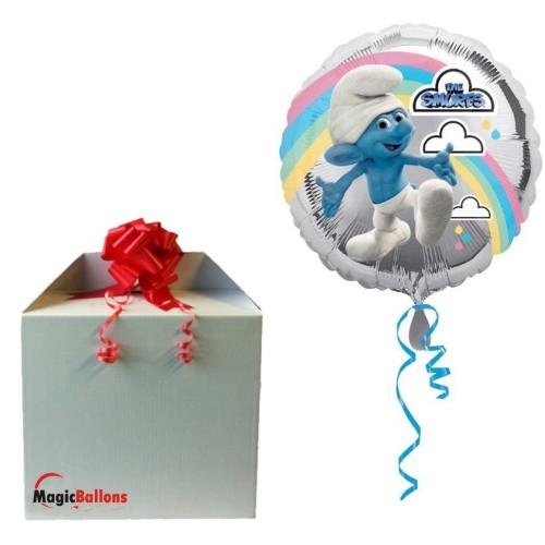 The Smurfs - Happy Birthday Foil Balloon