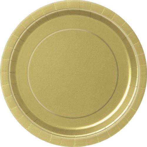 Zlata fun-Krožnik 18 cm