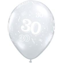 balon tiskan 30 prozoren