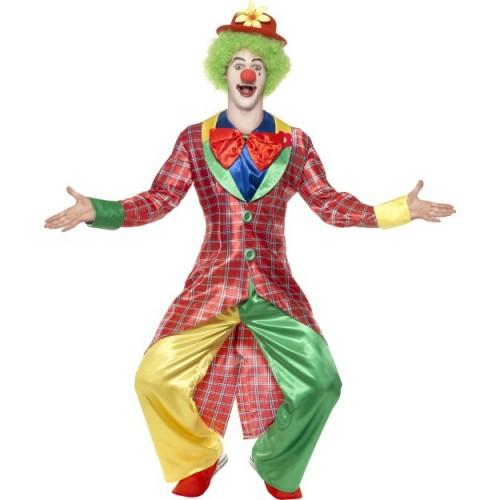 Cirkuški klovn kostum
