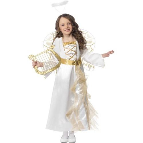Angelček otroški kostum