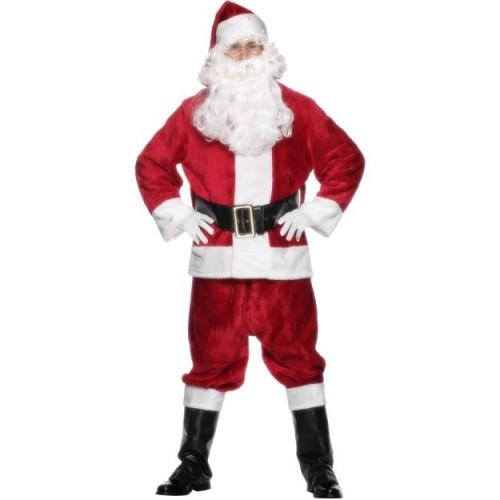 Božiček kostum Deluxe