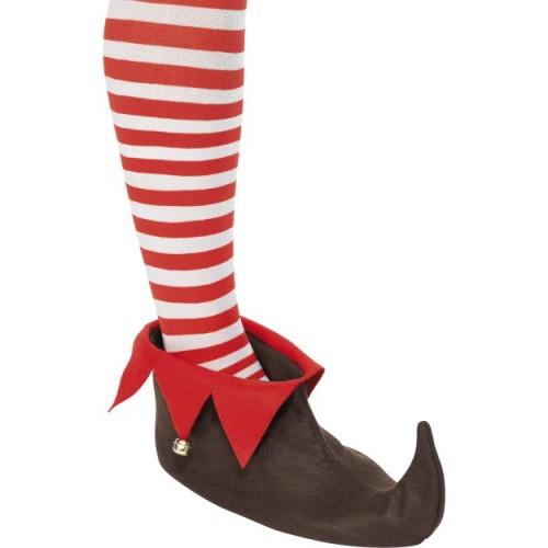 Škratkovi čevlji - rjavi