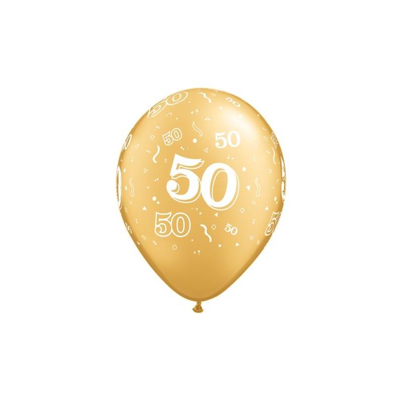 balon tiskan 50 prozorni