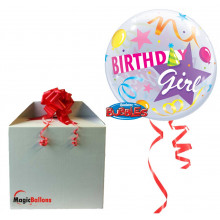Birthday Girl party hats-in the box