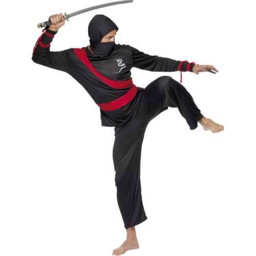 Ninja bojevnik kostum
