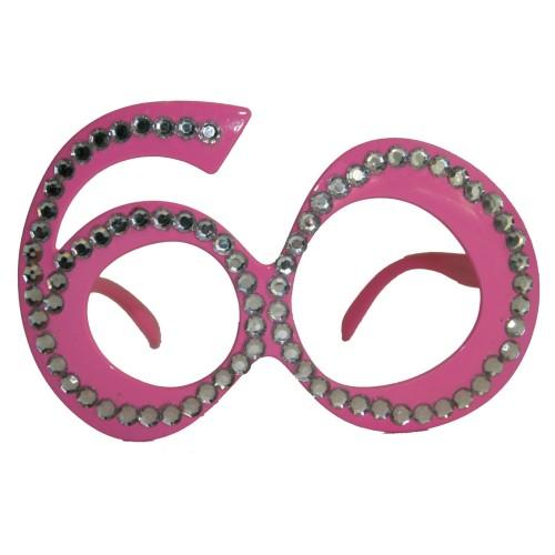 50 pink glasses