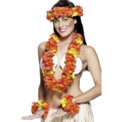 Hawaii white set