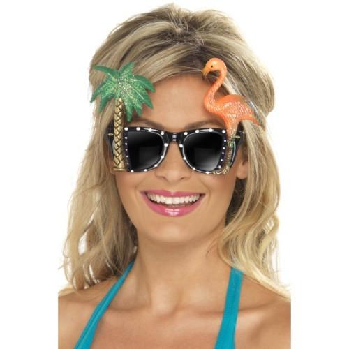 Neon orange specs