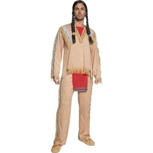 Indijanski poglavar kostum