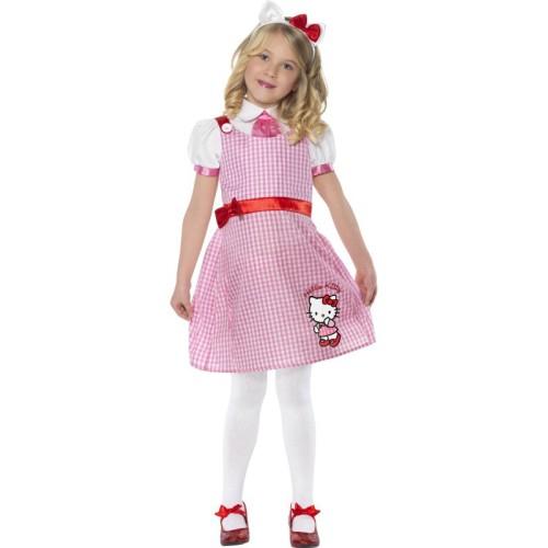 Hello Kitty kostum