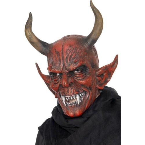 Maska hudič