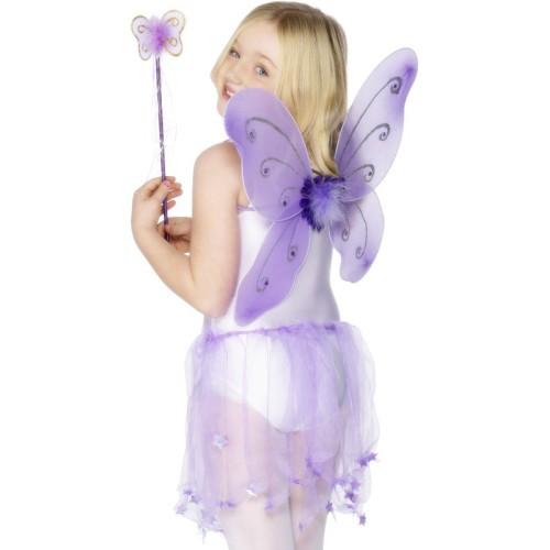 Metuljček vijolična krila