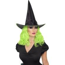 Čarovnica- klobuk z mrežo
