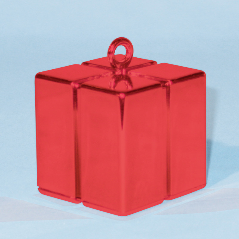 Gift Box Weight - utež rdeèa
