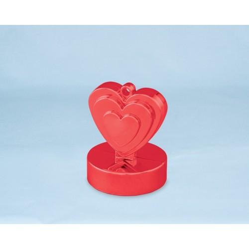 Heart Weight - srce utež red