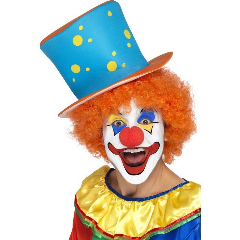 Magicballons Karneval Fasching Clown Punkte Hut