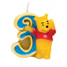 Candle Winnie the Pooh-3