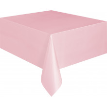 Plastic tablecover-yellow