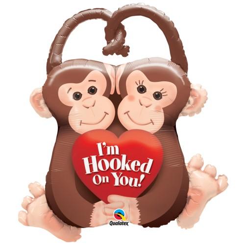 Monkeys - I'm Hooked On You