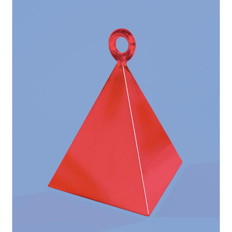 Piramida Teža - teža rdece