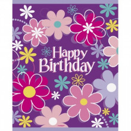 Birthday Blossom vrečke
