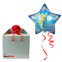 Tinkerbell Magical Birthday - folija balon v paketu