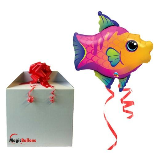 "Ballon  "" Zany Zebra ""  m. Helium befüllt"