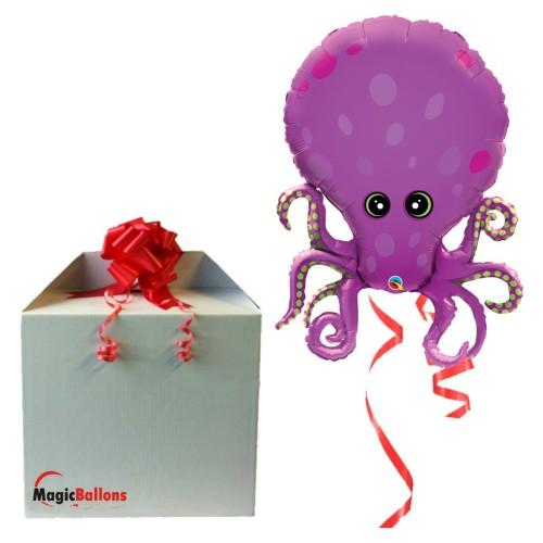 "Ballon  "" Super Sea Horse ""  m. Helium befüllt"