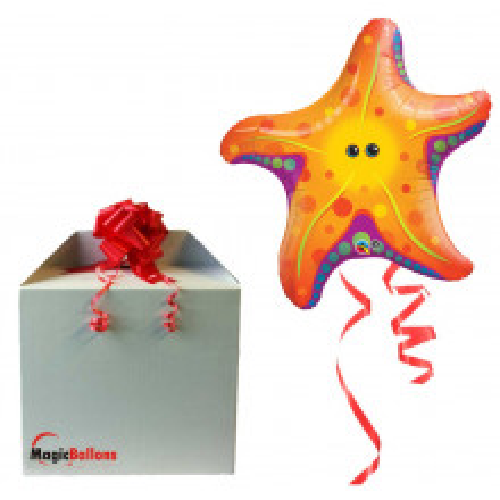"Ballon  "" Amazing Octopus ""  m. Helium befüllt"