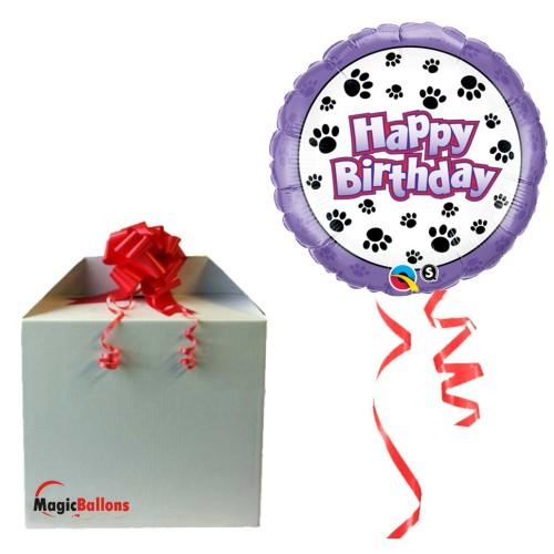 Balloon Birthday Smile Faces